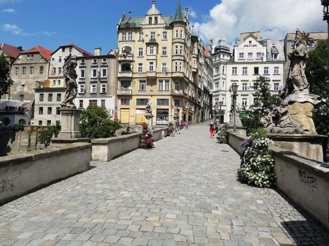 Most Wita Stwosza - Apartament Fabryka Endorfin
